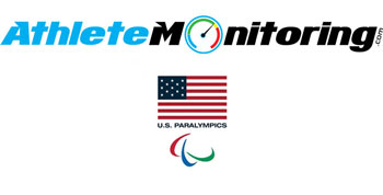 AthleteMonitoring.com partners with the U.S. Paralympic Strength and Conditioning Department