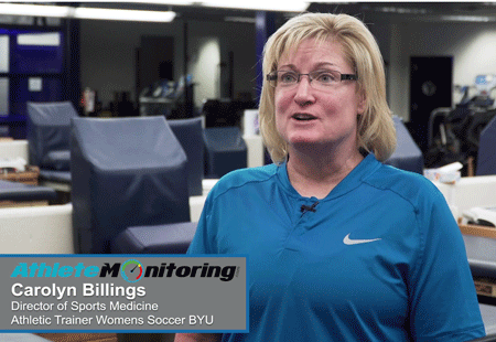 INTERVIEW | Carolyn Billings, Director of Sports Medicine & Athletic Trainer for BYU Women's Soccer