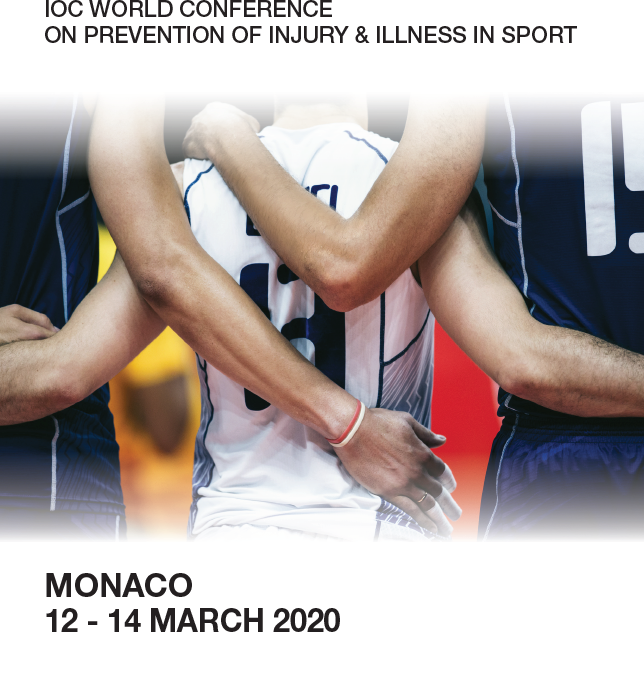 AthleteMonitoring will be at the IOC World Conference on Prevention of Injury & Illness in Sport