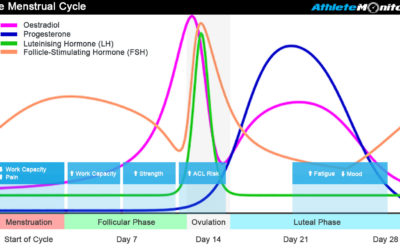 AthleteMonitoring introduces evidence-based menstrual cycle tracker