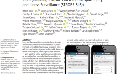 AthleteMonitoring now supports both SMDCS and OSIICS injury and illness diagnosis and classification systems