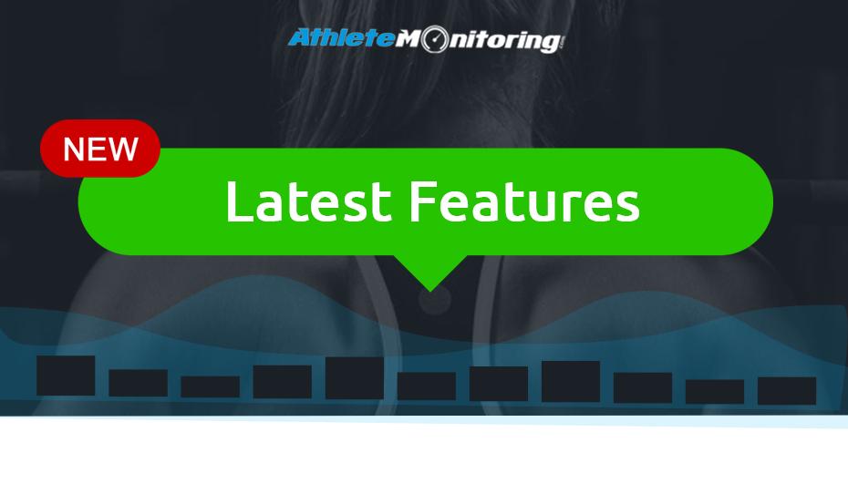 AthleteMonitoring Just Got Better (Sept 2021)